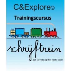Training course schrijftrein
